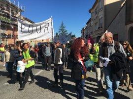 Marche pour le climat, 16/03/19, Pamiers