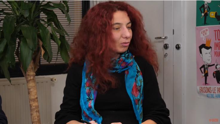 Screenshot_2019-11-25 VIOLENCES FAITES AUX FEMMES Nous voulons un milliard - YouTube